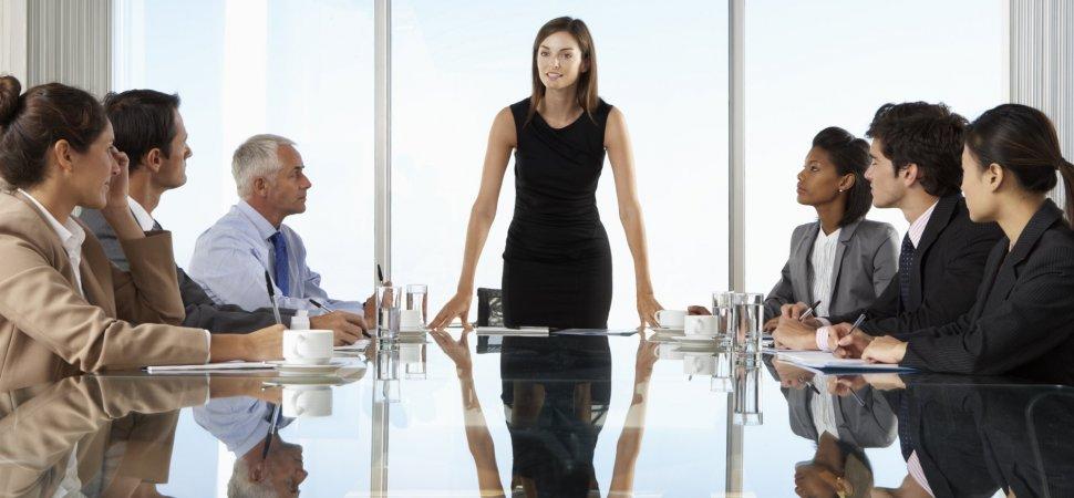 women speaking 4